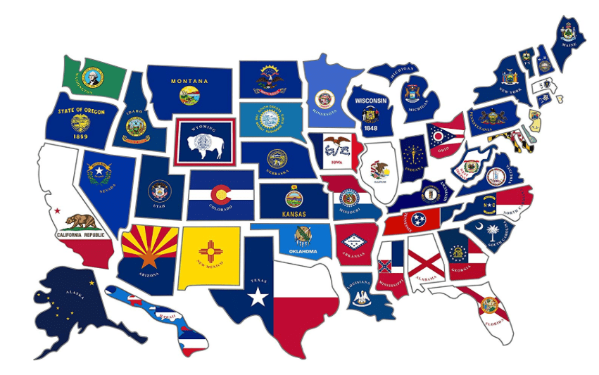 RV State Sticker Map-min