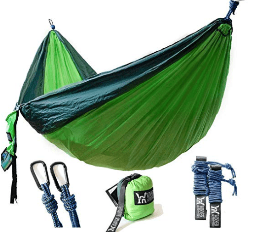 Hammock for the campsite-min