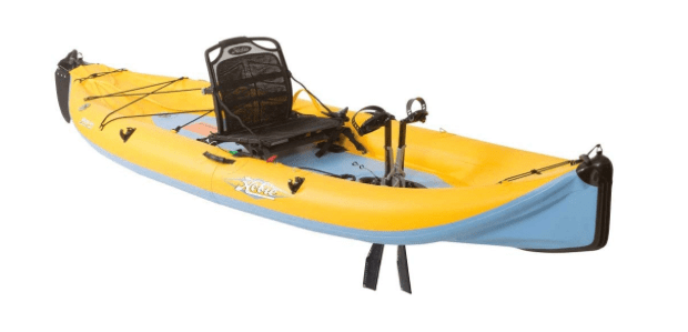 Hobie Mirage inflatable kayak-min