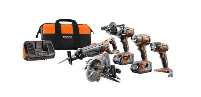 Rigid Tools Cordless Kit-min