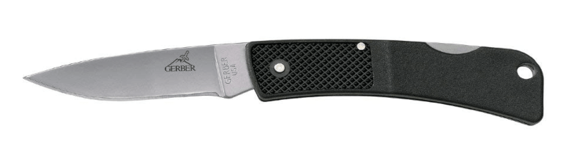 Gerber Ultralight fine edge small pocket knife-min