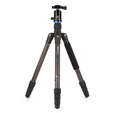 Benro Travel Angel II Carbon Fiber Tripod-min