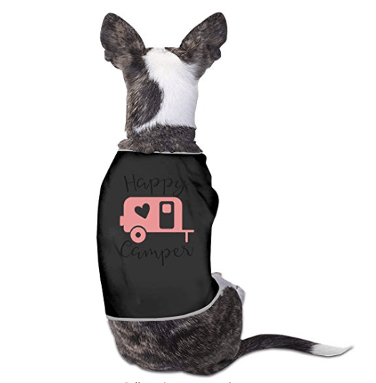 Dog RV trailer camper shirt-min