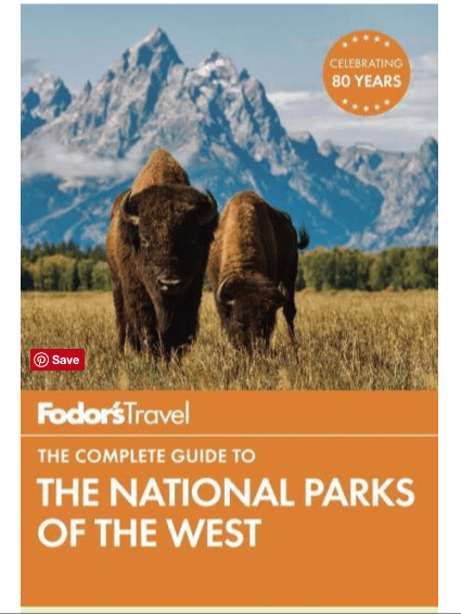 Fodor's Complete Guide to the National Parks of the West-min