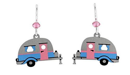 RV trailer earrings