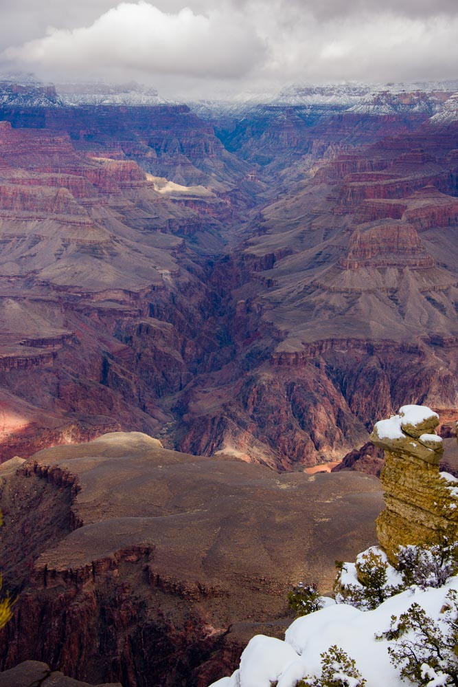 Great Crevasse Grand Canyon National Park-min