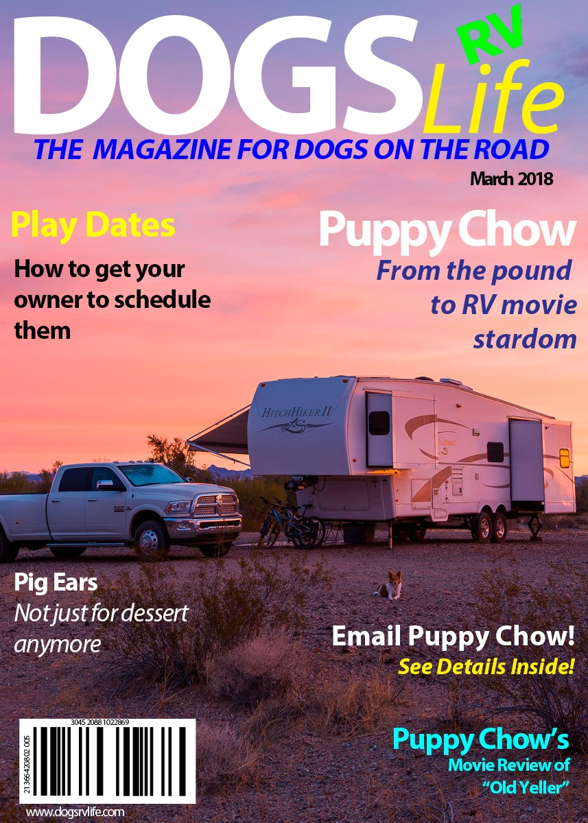 Dog's RV Life Magazine March 2018-min