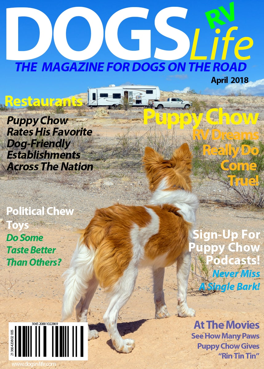 Dog's RV Life Magazine April 2018-min