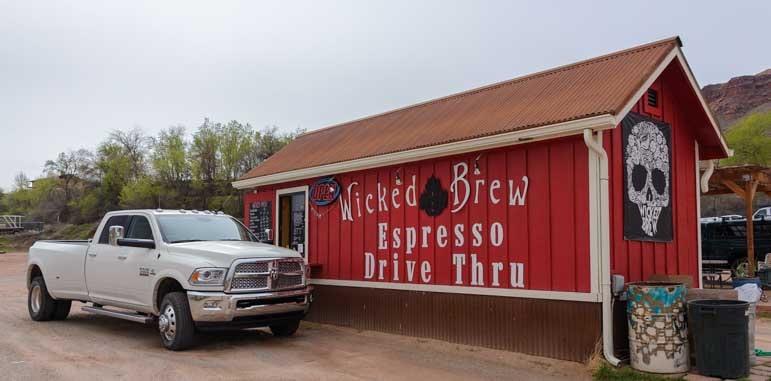 Wicked Brew Espresso Moab Utah-min