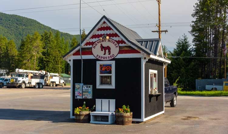 Hungry Horse Espresso Columbia Falls Montana-min