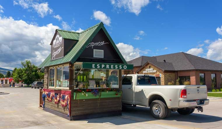 Rocky Mountain Mudd Espresso Cody Wyoming coffee shop-min