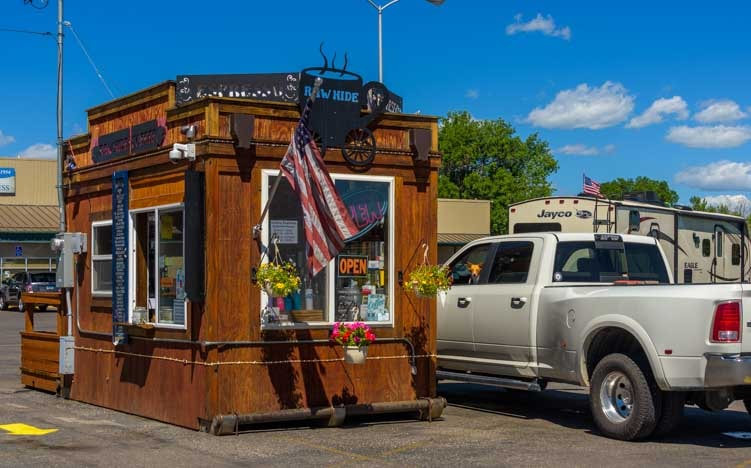 Rawhide Coffee Cody Wyoming-min