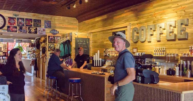 Calamity Jane Coffee Shop Custer South Dakota-min