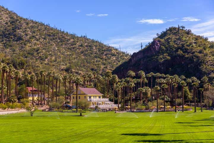 Castle Hot Springs Resort Arizona-min