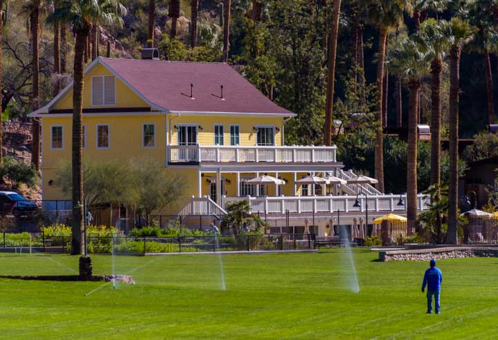 Main Lodge Castle Hot Springs Resort Arizona-min