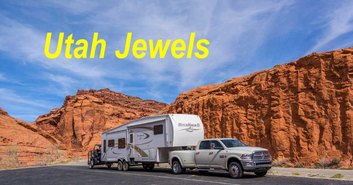Utah RV trip