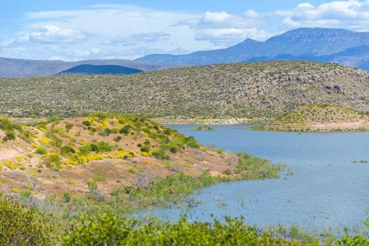 Arizona Roosevelt Lake-min