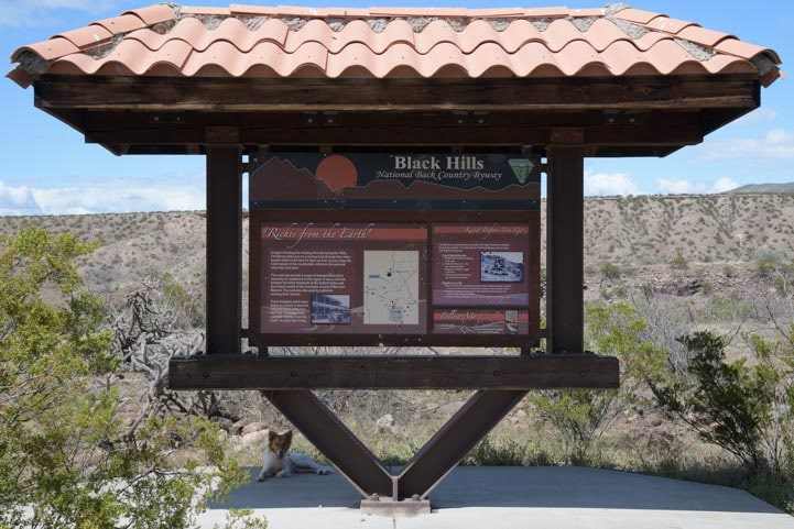 Black Hills Back Country Byway Plaque-min