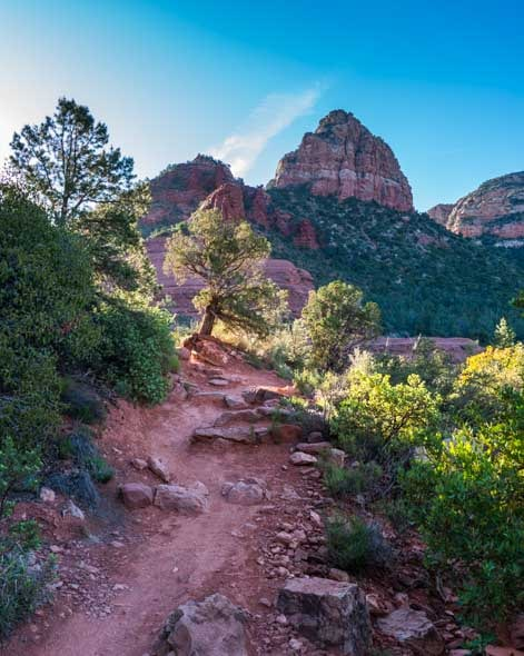 Little Horse Trail Sedona Arizona Hike-min