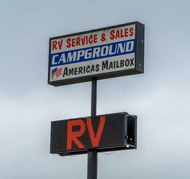 Americas Mailbox Mail Forwarding Service for full-time RV travelers Rapid City South Dakota-min