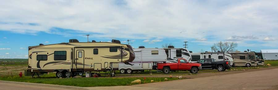 RV Park Americas Mailbox Mail Forwarding Service for full-time RV travelers Rapid City South Dakota-min