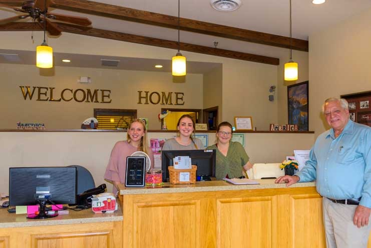 Welcome Home Americas Mailbox Mail Forwarding for Full-time RVers and RV travelers-min