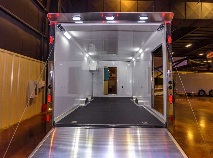 Sundowner Toyhauler RV Garage-min