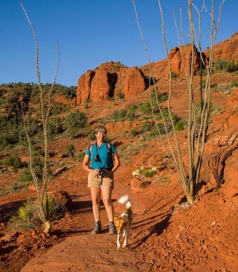Cathedral Rock Trail Sedona Arizona hike-min