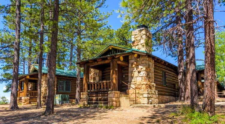 Grand Canyon North Rim cabins-min