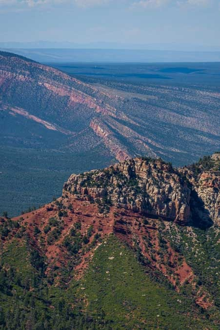 Uplift of Kaibab Plateau and Colorado Plateau-min