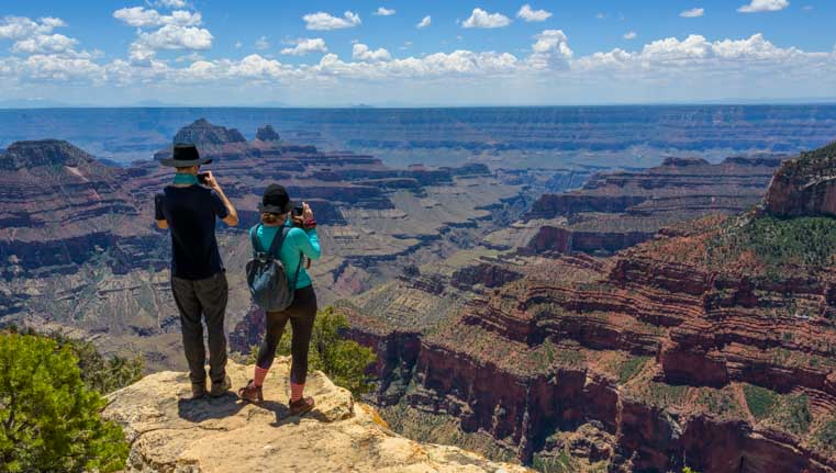 Photographing Grand Canyon North Rim Arizona-min