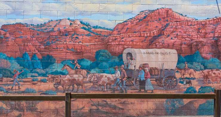 Mural Kanab or Bust-min