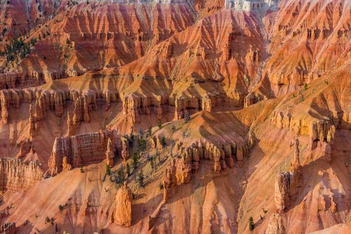 Amphitheater Cedar Breaks National Monument Utah Point Supreme-min