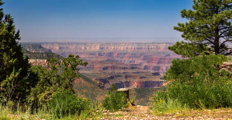 Timp Point Overlook at Grand Canyon-min (1)