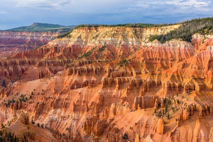 Cedar Breaks National Monument Utah Point Supreme-min