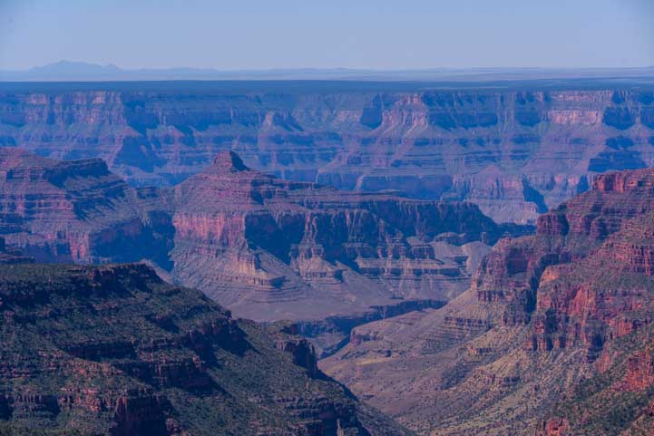 Grand Canyon Pt. Sublime view at North Rim-min