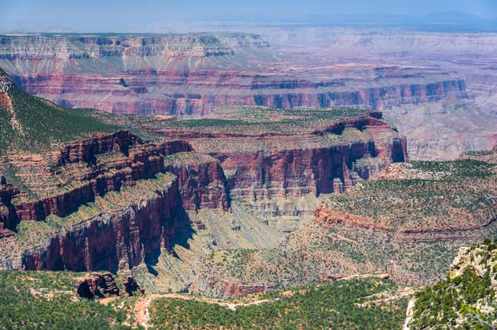 Grand Canyon Overlook Arizona-min