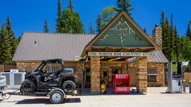 North Rim Country Store Grand Canyon Arizona-min