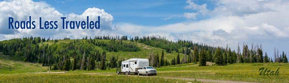 RV trips to Dixie National Forest Utah