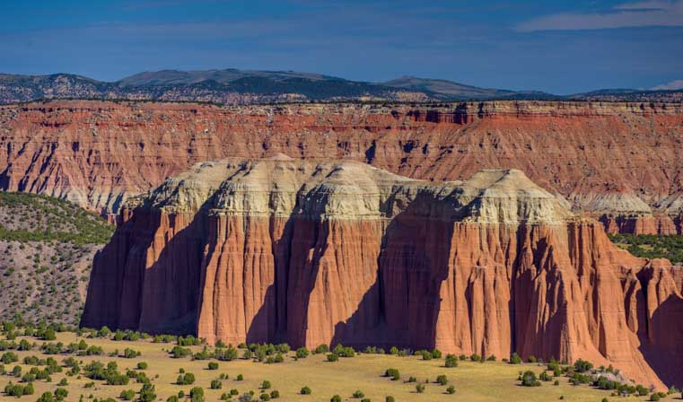 Cathedral Valley Capitol Reef National Park Utah view-min