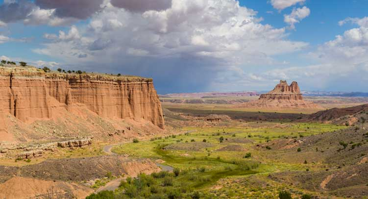 Capitol Reef National Park view-min