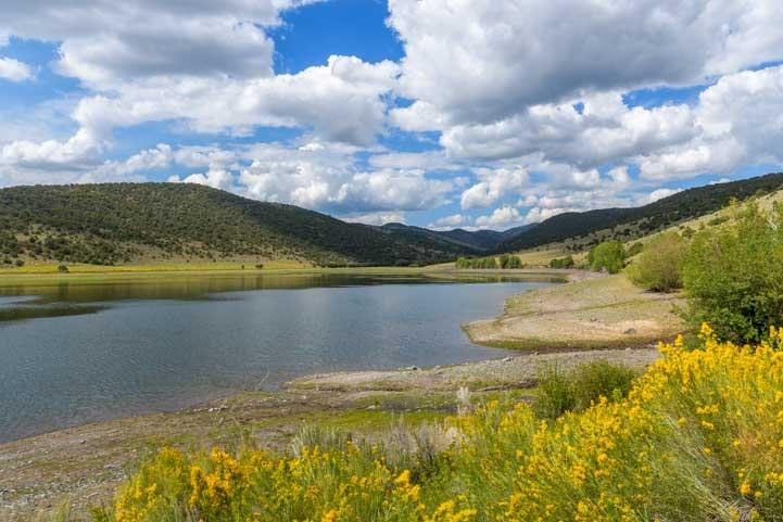 Forsyth Reservoir Utah-min