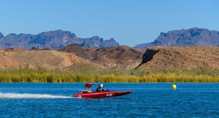 Boat 506 Arizona DragBoat Association Race in Parker-min