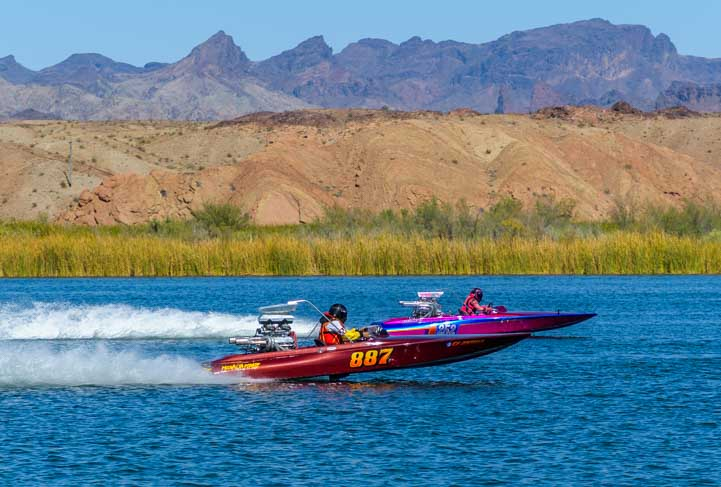Arizona Drag Boat Association Race at Blue Water Casino on Lake Havasu-min