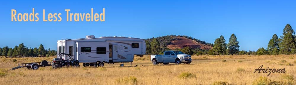 Arizona RV camping and travel stories