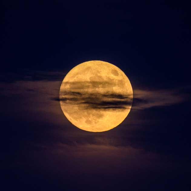 Masked Moon