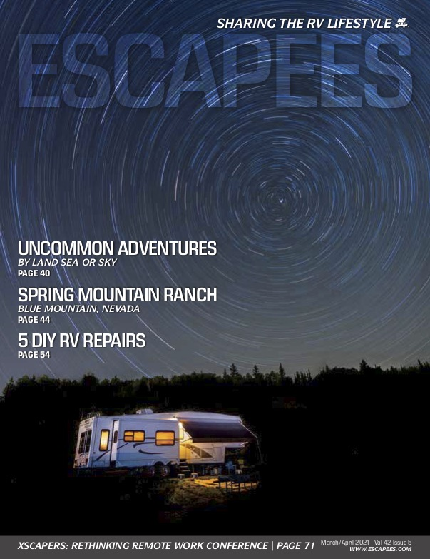 Escapees Apr-May 2021 Cover copy