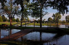 Santa Fe City Park Chanute Kansas