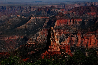 Imperial Point North Rim Grand Canyon AZ