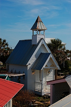 Chapel at the Driftwood Inn Mexico Beach FL